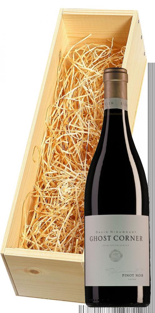 Wijnkist met Cederberg Elim Ghost Corner Pinot Noir