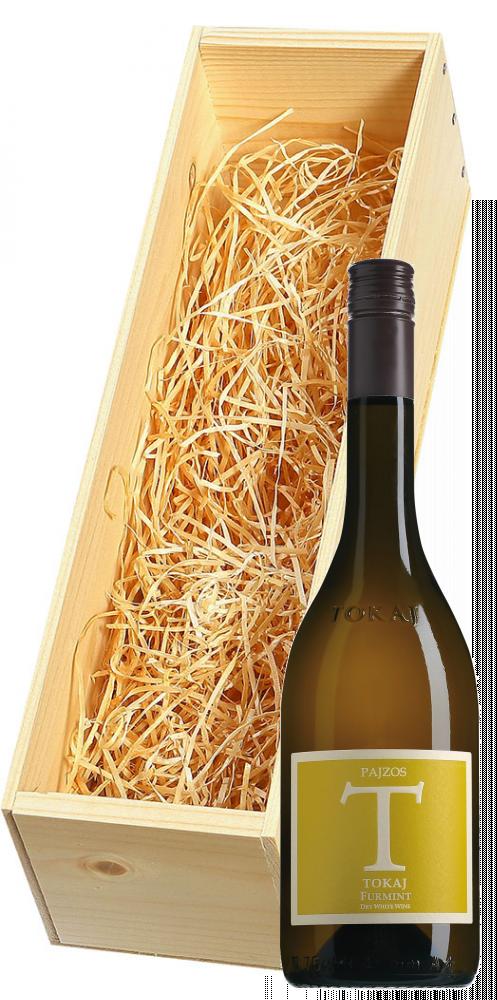 Wijnkist met Château Pajzos Tokaj Furmint