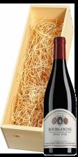 Wijnkist met Domaine Robert Sirugue Bourgogne Pinot Noir