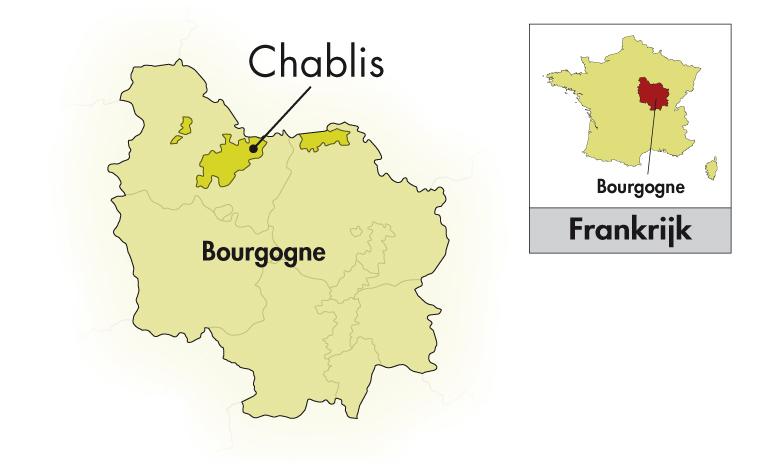 Domaine Sébastien Dampt Chablis Côte de Léchet 1er cru