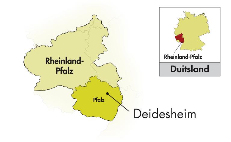 Reichsrat von Buhl Pfalz Bone Dry Spätburgunder Rosé