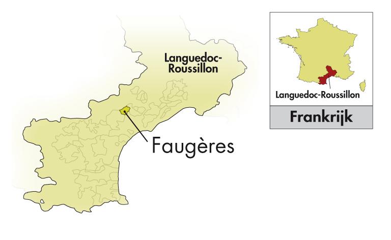 Domaine Saint Antonin Faugères Les Jardins rosé