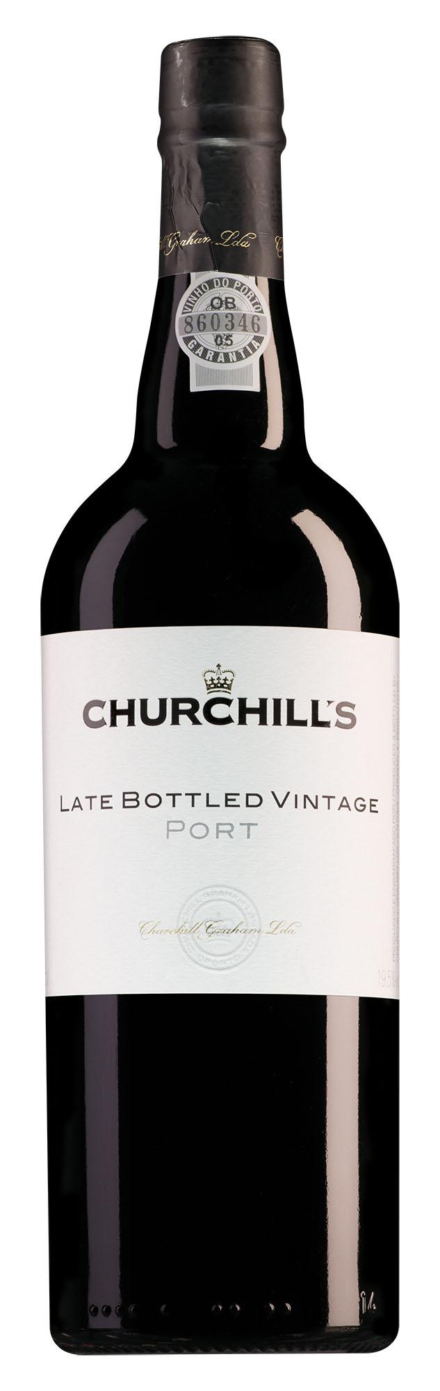 Churchill's Late Bottled Vintage Port