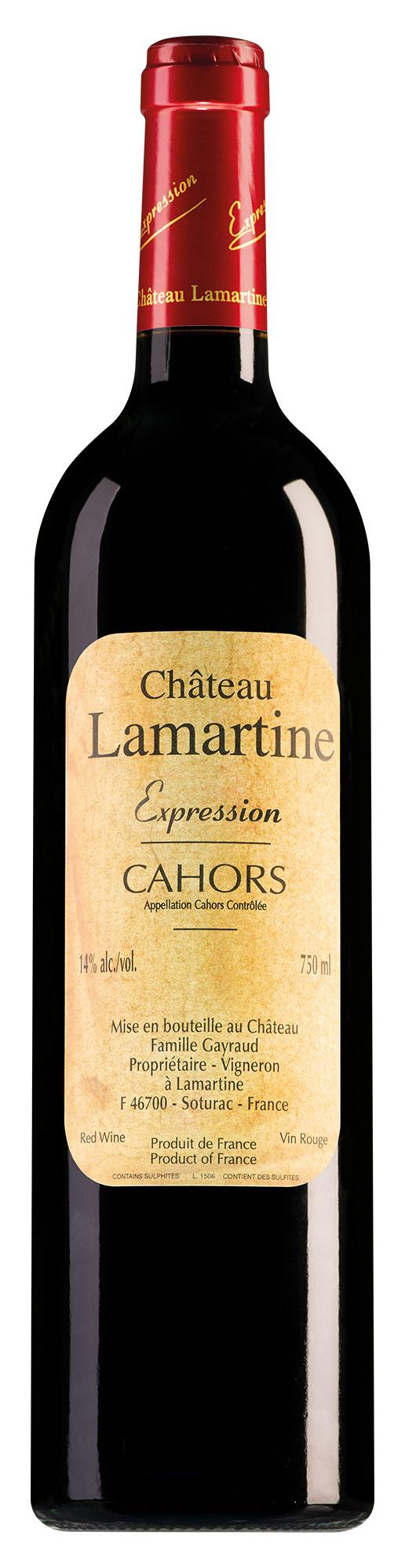 Château Lamartine Cahors Expression