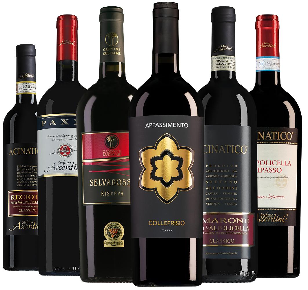 Collefrisio Vino Rosso Appassimento