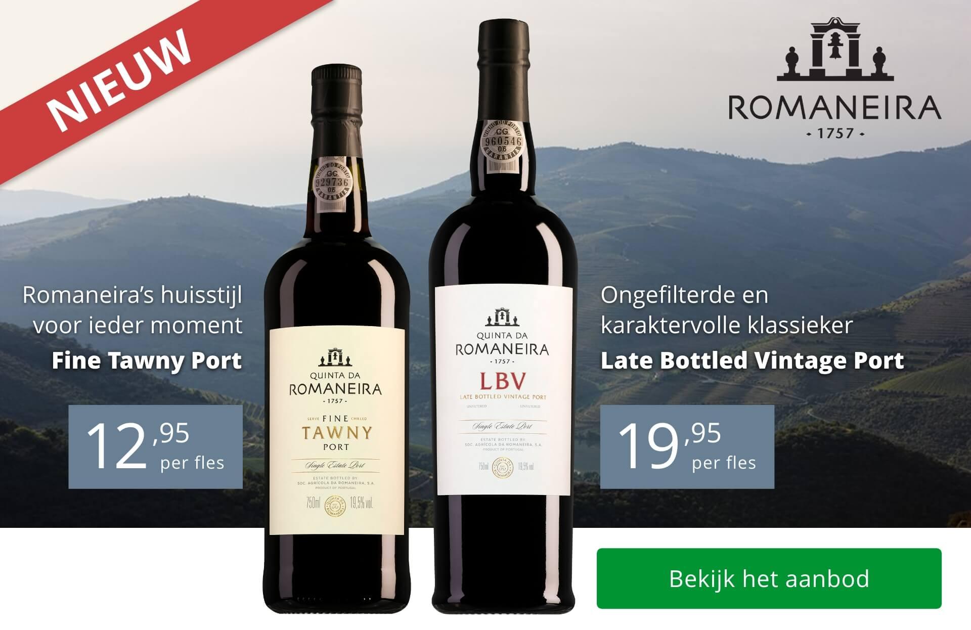 Nieuw in ons assortiment: Quinta da Romaneira