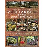 Italiaans kookboek Vegetarisch en vis op z'n Italiaans