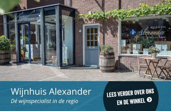 Dia Wijnhuis Alexander winkel